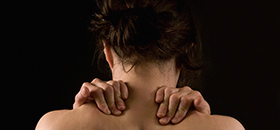 neck pain treatment chiropractic
